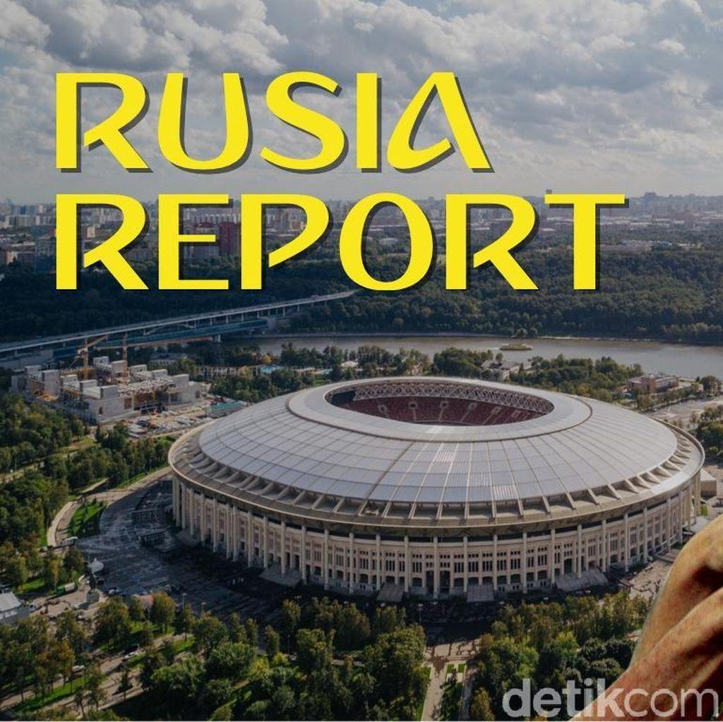 Rangkuman Peristiwa Piala Dunia FIFA ke-21 di Rusia 2018