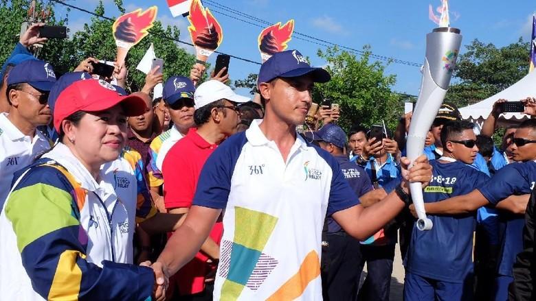 Obor Asian Games 2018 di Tangan Hamish Daud
