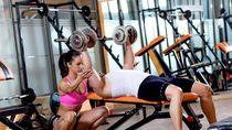 Ada Gym di Puskesmas, Kebayang Nggak Sih?