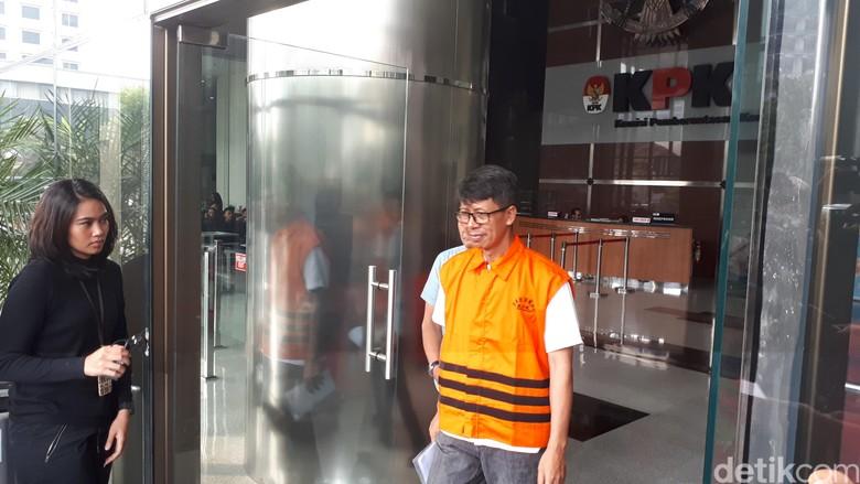 Kalapas Sukamiskin Urus Administrasi ke KPK, Diam Seribu Bahasa