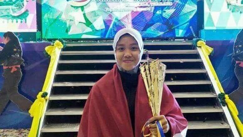Ada Lagi Atlet Remaja Juara Dunia, Ini Yuliana Sang Jawara Silat dari Lombok