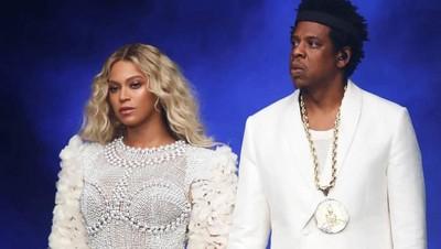 Yeay! Beyonce Berbagi Foto si Kembar Rumi dan Sir Nih, Bun