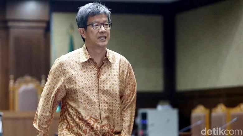 Mantan Dirut PT Quadra Solution Jalani Sidang Lanjutan Kasus e-KTP