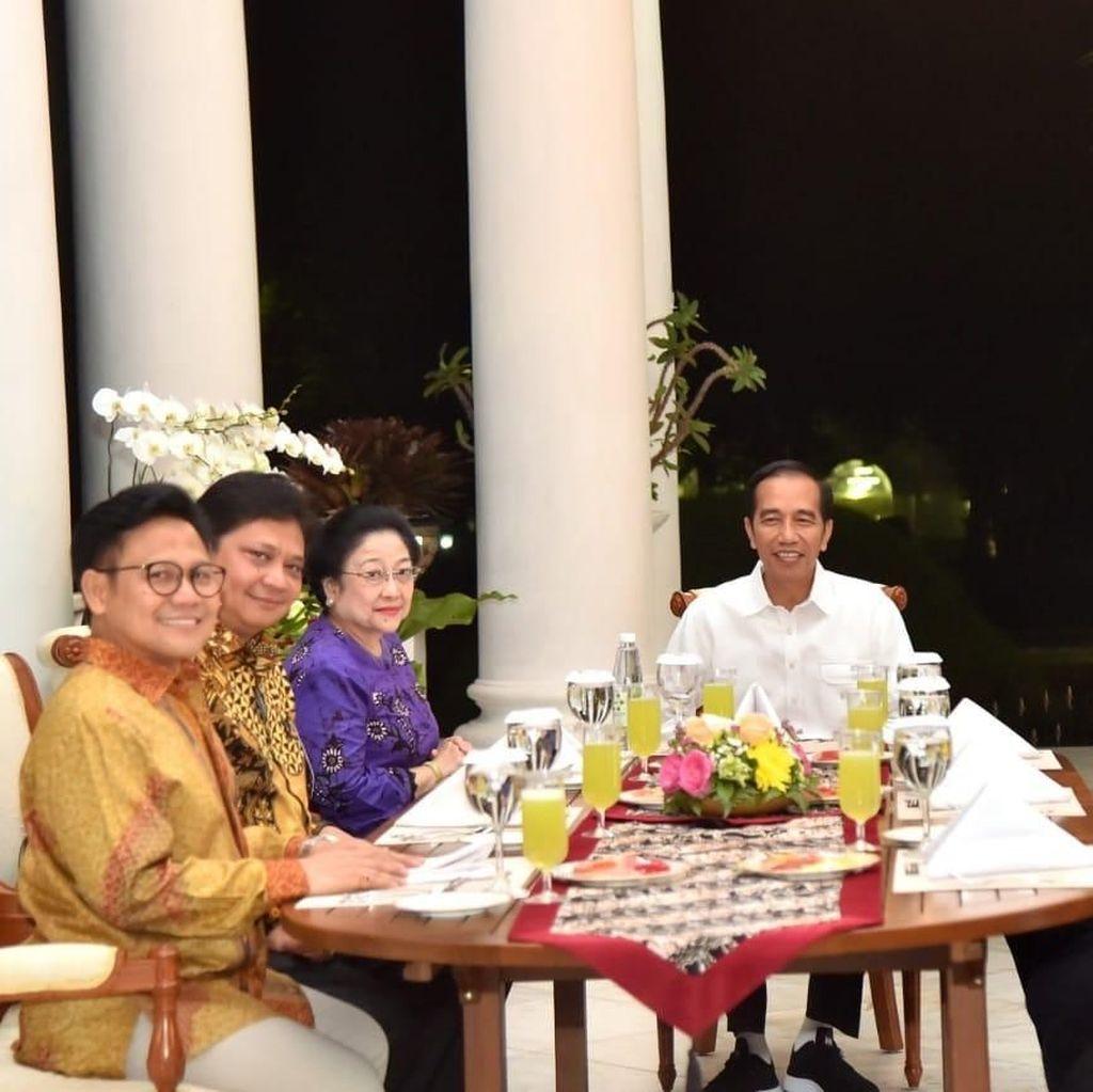 Usai Dinner Koalisi, OSO: Cawapres Jokowi Sudah Mengerucut 1 Nama