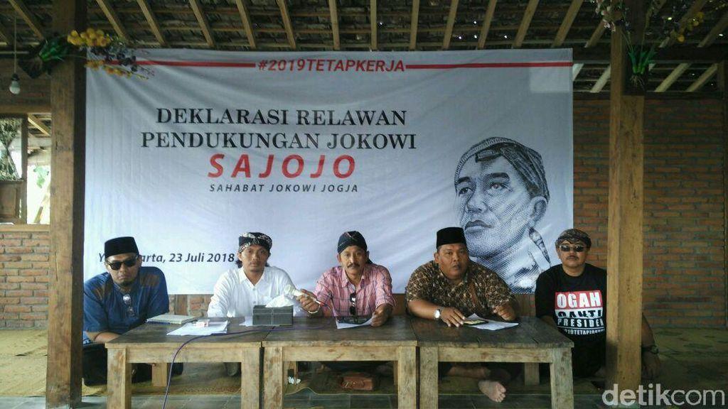 Sahabat Jokowi Jogja Setuju Mahfud MD Jadi Cawapres