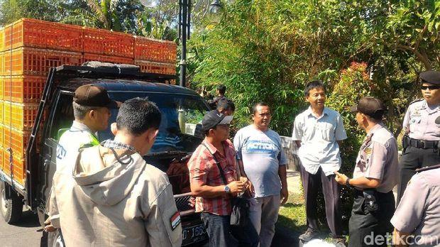 Pedagang ayam di Boyolali mau mengadu ke DPRD soal pasokan ayam seret