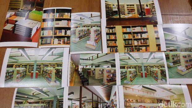 Toko Buku Aksara 'Terlahir' Kembali (Foto: Aksara Kemang)