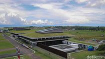Konsep Unik Bandara Banyuwangi Dikagumi Dewan Transportasi Jakarta