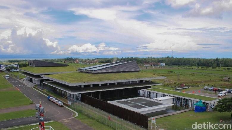 Bandara Blimbingsari Banyuwangi (Ardian/detikTravel)
