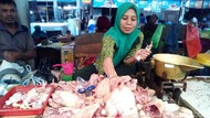Harga Bawang hingga Daging Ayam Naik Bikin Oktober Inflasi