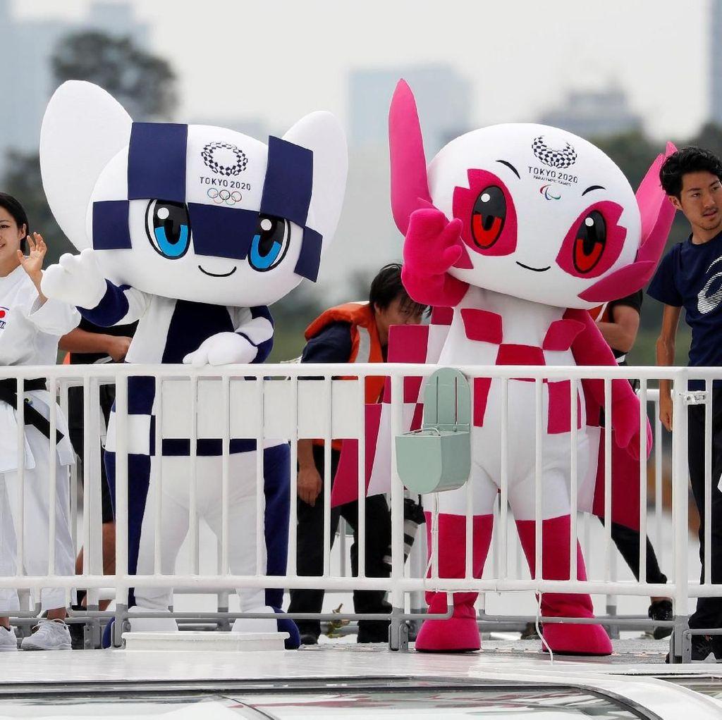 Maskot Olimpiade Tokyo 2020 yang Bikin Gemas