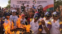 Ada Torch Relay Asian Games, Operasional TransJakarta Tetap Normal
