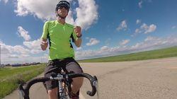 Petualangan Ilmuwan Gowes Sepeda 138 Km Demi Buktikan Bumi Bulat