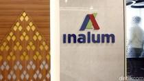 Smelter Alumina Inalum di Kalbar Beroperasi 2020