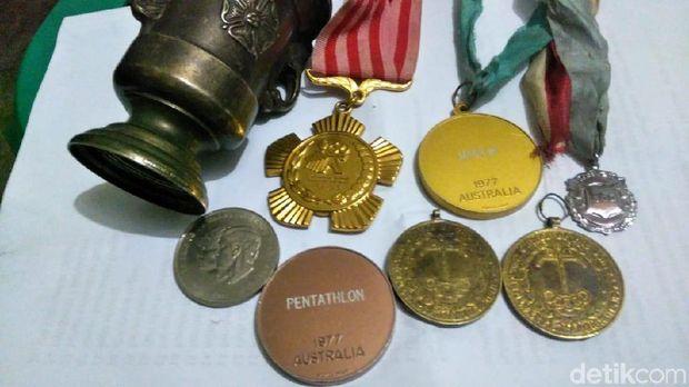 Medali-medali yang pernah dimenangkan Soeharto