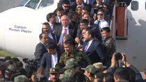 Kembali dari Pengasingan, Wapres Afghanistan Disambut Teror Bom