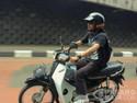 Di Jalanan Indonesia Masih Banyak Motor Jadul Wara-wiri