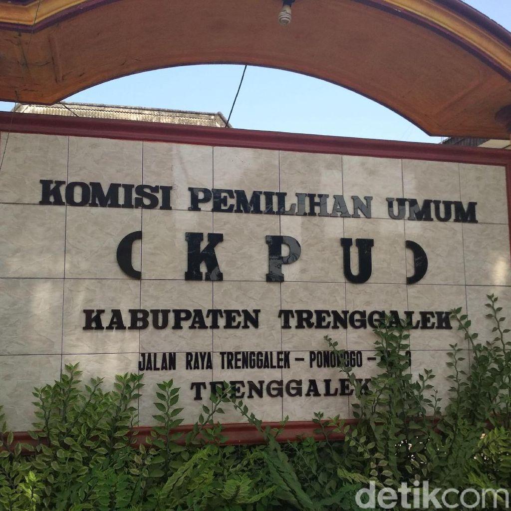 KPU Trenggalek Ajukan Anggaran Pilkada Serentak 2020 Rp 30 Miliar