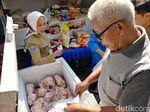 Pemkot Bandung Gelar Bazar Murah, Ayam Rp 34 Ribu per Ekor