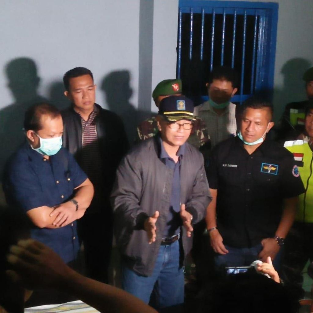 Kemenkum HAM Razia Kamar Napi Korupsi di Lapas Bandar Lampung