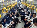 Mulai Beroperasi, LRT Palembang Hanya Dibuka Buat PNS