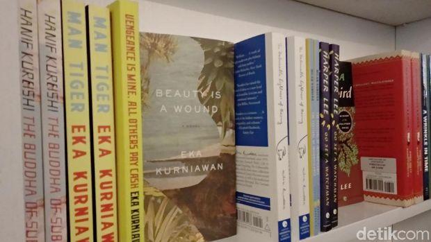 Toko Buku Aksara 'Terlahir' Kembali