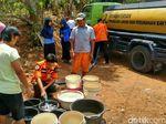 Musim Kemarau, 8 Kecamatan di Ciamis Rawan Kekeringan