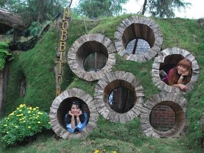 Hari Anak Nasional, Saatnya Main ke Hobbiton Adventure