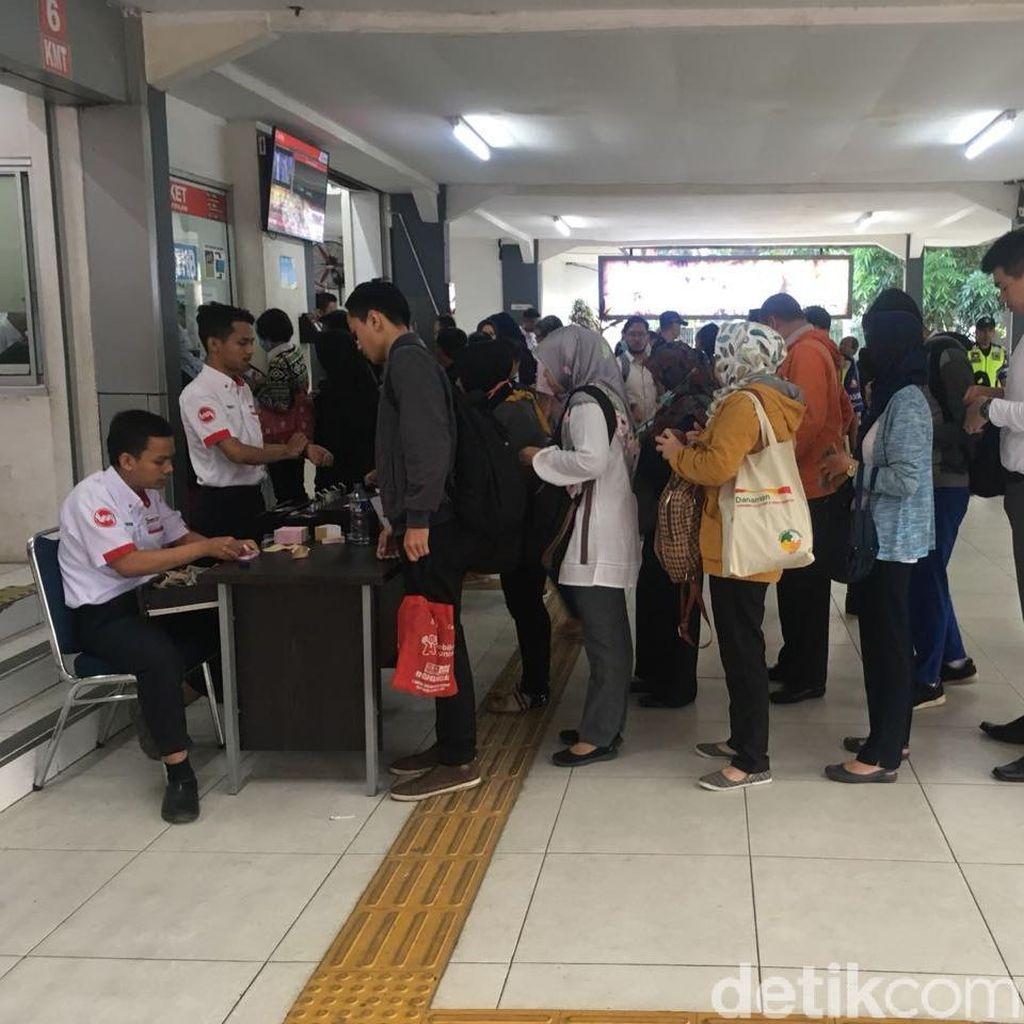 KCI: Sistem Tiket KRL Tak Pernah Diperbarui Sejak 2013