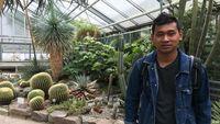 Dari Purwokerto ke Jerman Untuk Belajar Pertanian