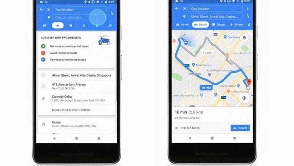 Kata Kakorlantas Soal Penggunaan GPS