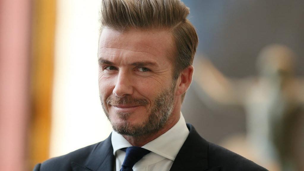 Nyetir Sampai 94 Km/Jam, David Beckham Dituduh Ngebut