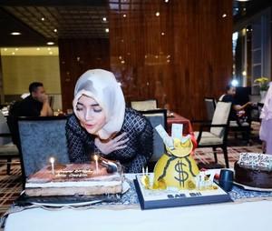 Mantan Model Seksi dan Calon Istri Atta Halilintar Jalani Pola Makan Sehat