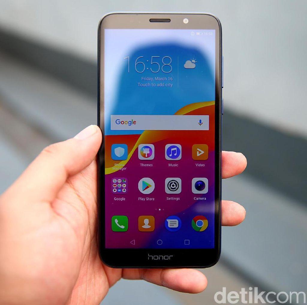 Unboxing Smartphone Murah Meriah Honor 7S