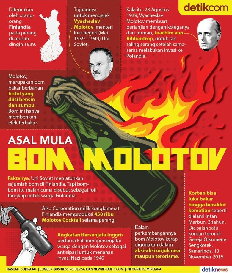 Bom Molotov, Ejekan Warga Finlandia untuk Menlu Soviet