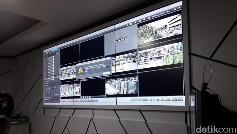 Jaga Keamanan Atlet Asian Games, 90 CCTV Dipasang di Bekasi