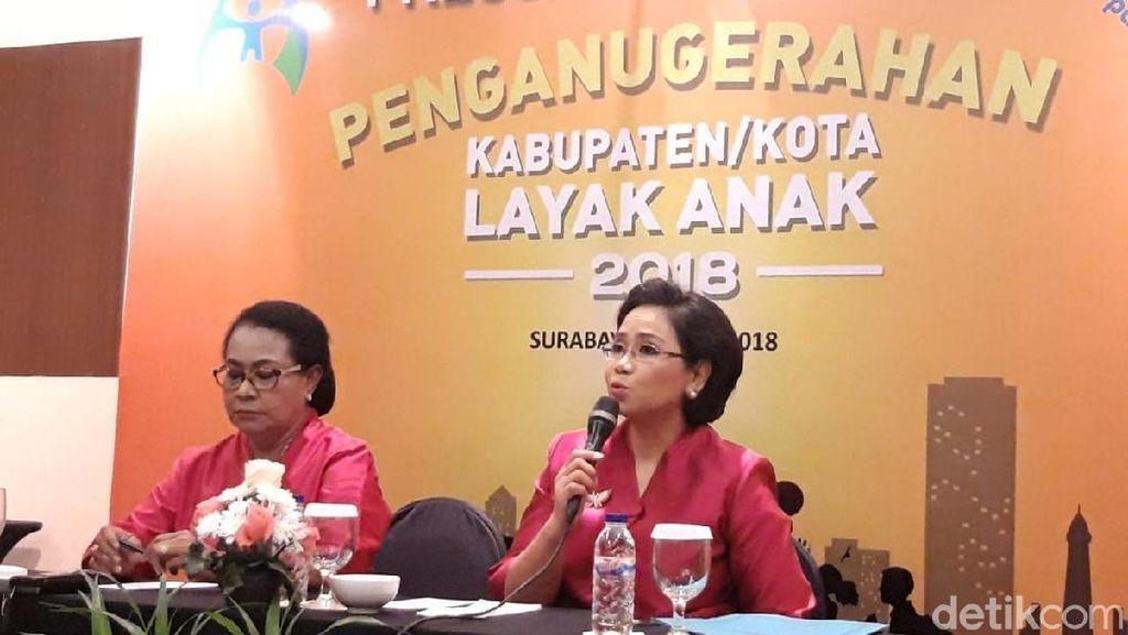 Jatim Panen Penghargaan di Hari Anak Nasional, Surabaya Raih Utama