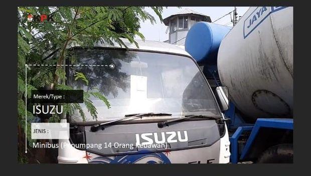 Mobil milik terpidana korupsi Djoko Susilo diserahkan ke Kejagung