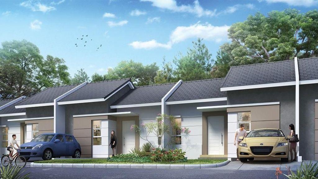 Summarecon Bangun Rumah Rp 300-an Juta di Bekasi, DP Bisa Dicicil