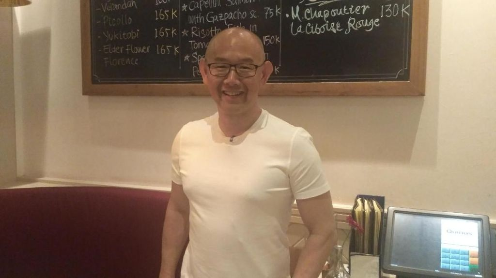 Kini Berpengaruh di Australia, Iwan Sunito: Saya Dulu Bodoh