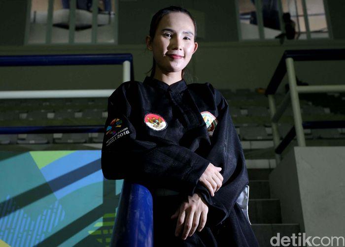 Wewey, 25 tahun, akan menjalani debut di Asian Games.