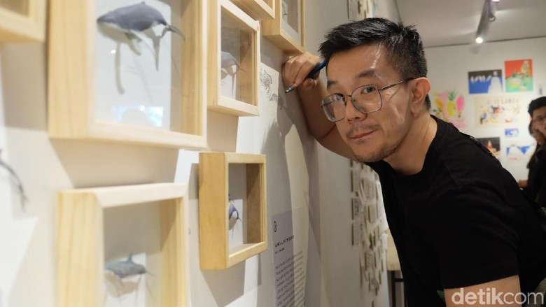 Sandy Lee, Si Paper Engineer Asal Bandung