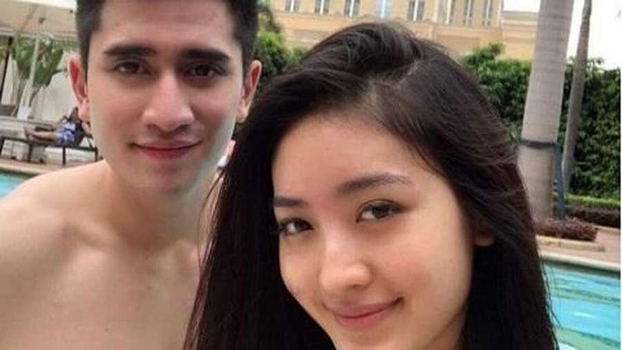 Foto Verrell dan Natasha Wilona di Kolam yang Dinyinyirin Netizen