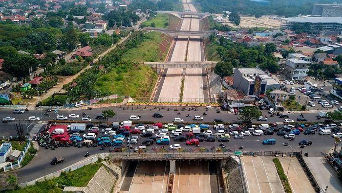 Ilustrasi jalan tol. Foto: Dok. Ditjen Bina Marga PUPR.