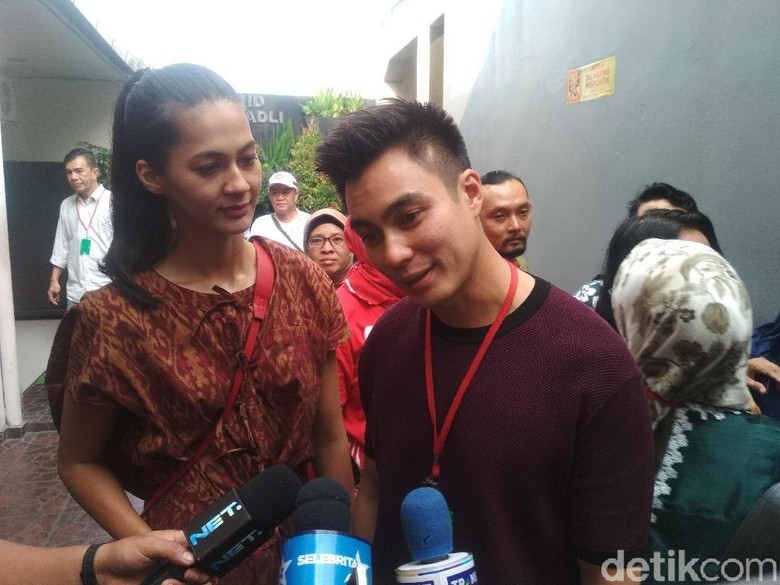 Teriak di Persidangan, Baim Wong Ucap Syukur Atas Vonis Tio Pakusadewo