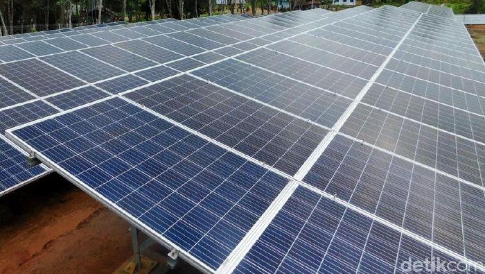 Ilustrasi energi baru terbarukan/Foto: Trio Hamdani