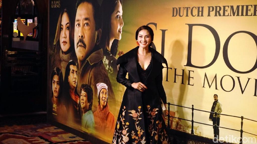 Si Doel The Movie 2 Giliran Zaenab Bergalau Ria