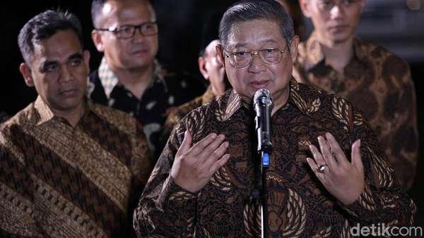PD: Aksi WO SBY Bentuk Sikap Kenegarawanan