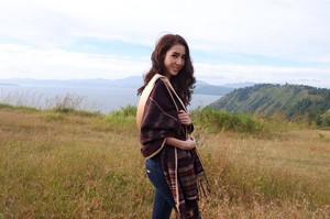 Foto: Liburannya Nadia Purwoko, si Cantik Miss Grand Indonesia 2018