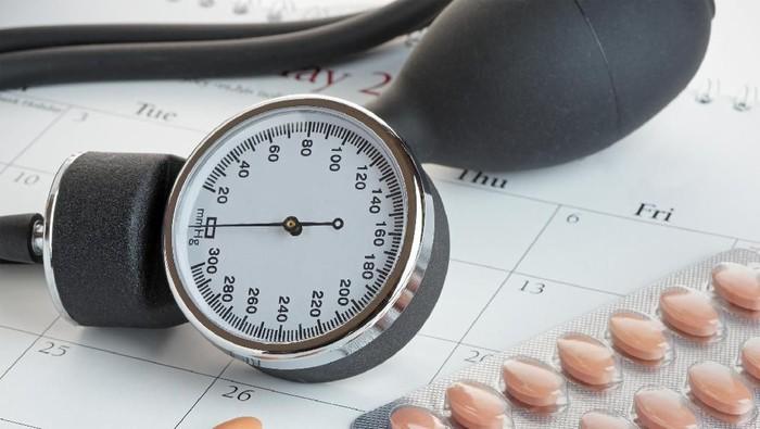 Ilustrasi obat hipertensi. Foto: Thinkstock
